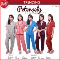 Petersely Pyjamas Set Piyama Pajamas Pakaian Wanita JP206