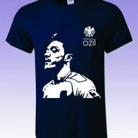 T-Shirt Kaos Mesut Ozil