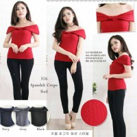 Harga ada yg baru baju blouse atasan sabrina wanita cewe fashion import | Pembandingharga.com