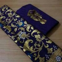 Jual kain batik pekalongan 2 kain satu embos Murah