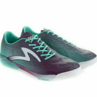 Sepatu Futsal Specs Thunderbolt In Dark Currant Riviera Original