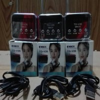 Speaker Aktif TD-V26 (layar LCD)