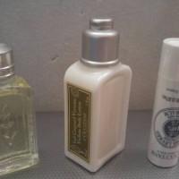 L'OCCITANE Verbena EDT. Body Lation & Lip balm