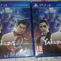 Harga kaset game ps4 yakuza 0 yakuza | Hargalu.com
