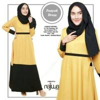 Inayah Dress gamis murah long dress abaya