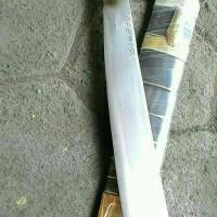 golok/pisau tanduk pemotong hewan cibatu