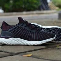 sepatu kets snekers adidas alpha original vietnam pria wanita running