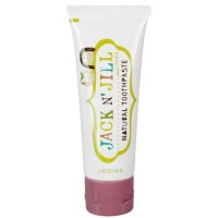 JACK N' JILL Natural Toothpaste Raspberry - 50 Gr