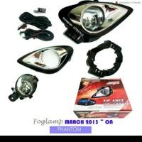 Foglamp Nissan march 2013 1set Murah