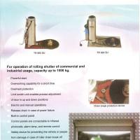 Rolling Door Automatic - Terano Kap. 1000kg