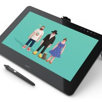 Jual Wacom Cintiq Pro 16 inch DTH-1620 Creative Pen Display New DTH1620 Murah