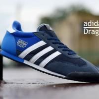 harga Terlaris Sepatu Pria Casual Adidas Dragon Import Tokopedia.com