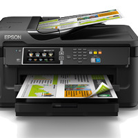 Epson WorkForce WF-7611 A3 Wi-Fi Duplex All-in-One Inkjet Printer Read