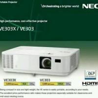 projector NEC VE303XG