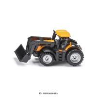 Miniatur/Pajangan Diecast Mobil SIKU TRAKTOR JCB WITH FRONT LOADER 135