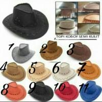 topi cowboy, topi koboi murah, topi koboy promosi, topi cowboi event