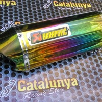harga Knalpot Racing Jupiter Mx New/old/king Akrapovic Valencia Rainbow Tokopedia.com