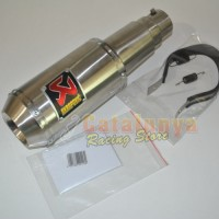 harga Knalpot Racing Jupiter Mx New/old/king Akrapovic Gp M1 Lorenzo Silver Tokopedia.com
