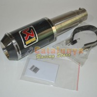 harga Knalpot Racing Jupiter Mx New/old/king Akrapovic Gp M1 Carbon Custom Tokopedia.com