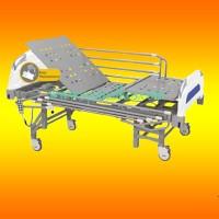 Electric Hospital Bed Acare HCB-8332 H Plus Matras Untuk 3 Crank