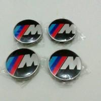 BMW ///M Velg center 68mm (4pcs)