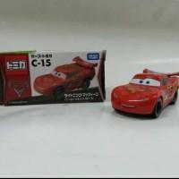 Jual Tomica Disney Pixar Cars Lightning McQueen C-15 Murah