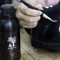Alpa Manufacture / Cat Sepatu Canvas & Suede 150ml Mirip Angelus Paint