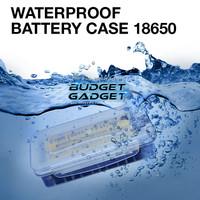 Battery Case 18650 (2x) / (4x) 16340 WATERPROOF