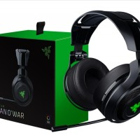 Jual Razer Man'O War 7.1 Analog / Digital Green/Black Edition Murah