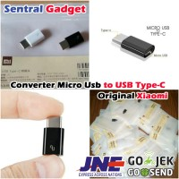 Original Xiaomi Converter Micro USB to USB Type C 3.1 Adapter