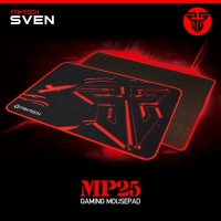 Fantech Sven MP25 Mouse Pad Gaming Speed Control Small Mousepad