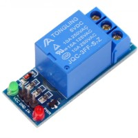 Modul Relay 1 Channel (Max 10A 250VAC/ 10A 30VDC)
