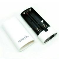 DIY modul mesin powerbank power bank + case casing 2pc 18650