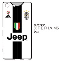 Juventus Jersey 2016-2017 0070 Casing for SONY Xperia M5 Dual Hardcase