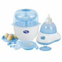 Jual Baby Safe Multifunction bottle sterilizer, warmer, juicer Murah