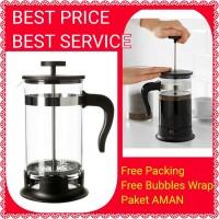 Coffee Maker | Tea Maker | Gelas Pembuat Kopi 0.4 L IKEA UPPHETTA