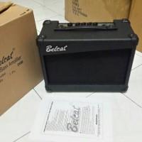 Termurah...!!!Ampli gitar bass belcat 20B new