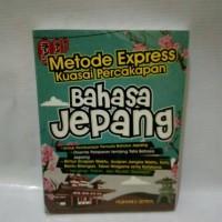 METODE EXPRESS KUASAI PERCAKAPAN BAHASA JEPANG