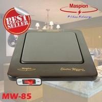 Maspion Electric Warmer / Penghangat Makanan Listrik MW85 MW-85