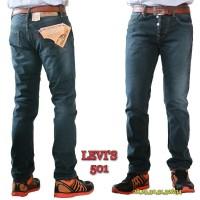 Levis 501 IMPORT, GREY WASH, Celana Jeans Pria Berkualitas GBC