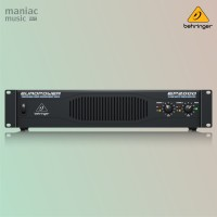 Behringer EP2000 (Power Amplifier Professional, 2000W, Stereo)