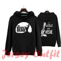 JAKET / SWEATER / HOODIE THE WALKING DEAD JAKET GAME KEREN 3