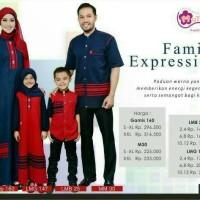 Baju Muslim Anak Perempuan Lmg 147 Size 10 & 12 Tahun/baju Anak Lucu