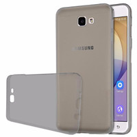 Murah Samsung Galaxy J7 Prime Softcase Ultrathin Silicon Warna Hitam d