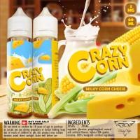 Grosir Crazy Corn Jasuke 60ML 3MG Premium E Liquid Vape Vaping Vapor
