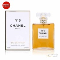 Parfum Chanel No.5 Woman-Original Singapore