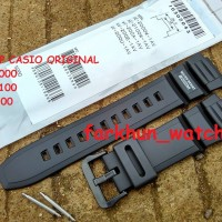 harga Strap Casio Ae-2000, Ae-2100 & Mv-200 Original / Tali Jam Tangan Tokopedia.com