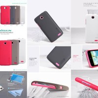Nillkin Super Frosted Shield Hardcase - Lenovo A516 Original