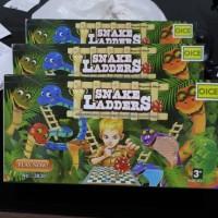 Papan Ular Tangga Magnet / snake and ladder magnetic board game