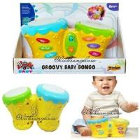 Winfun Groovy Baby Bongo mainan bayi